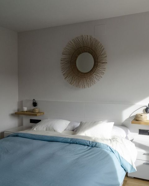 the most sustainable house in europe is spanish master bedroom