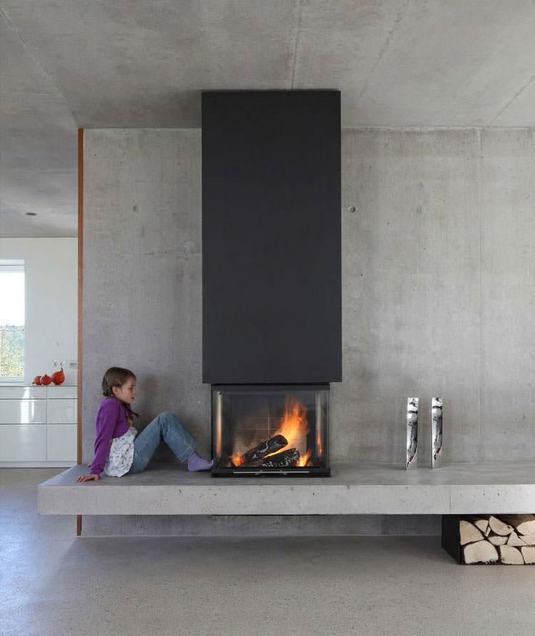 Ideas for indoor log holder n.02