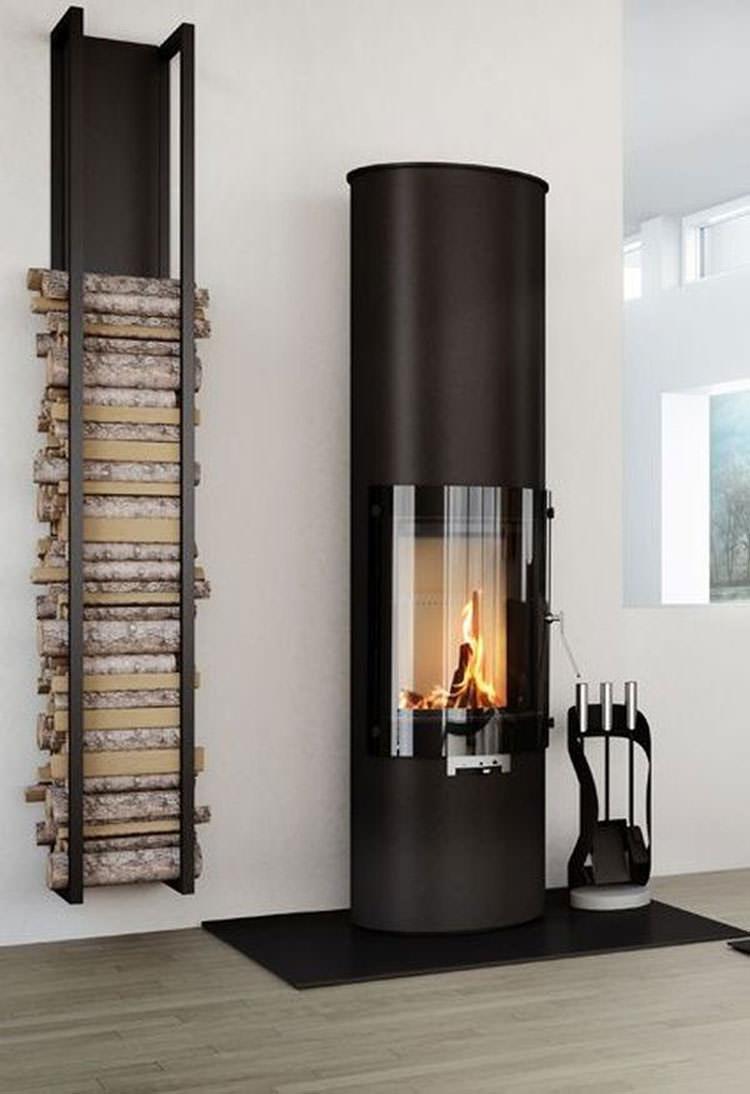 Ideas for indoor log holder n.06