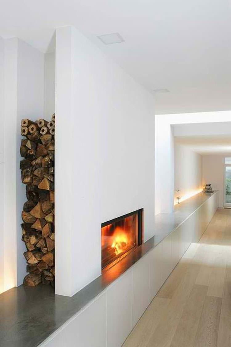 Ideas for indoor log holder n.10