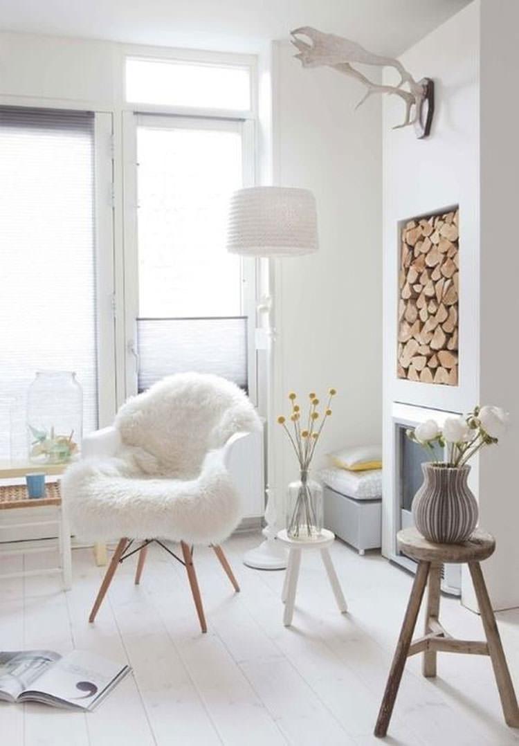 Ideas for indoor log holder n.22