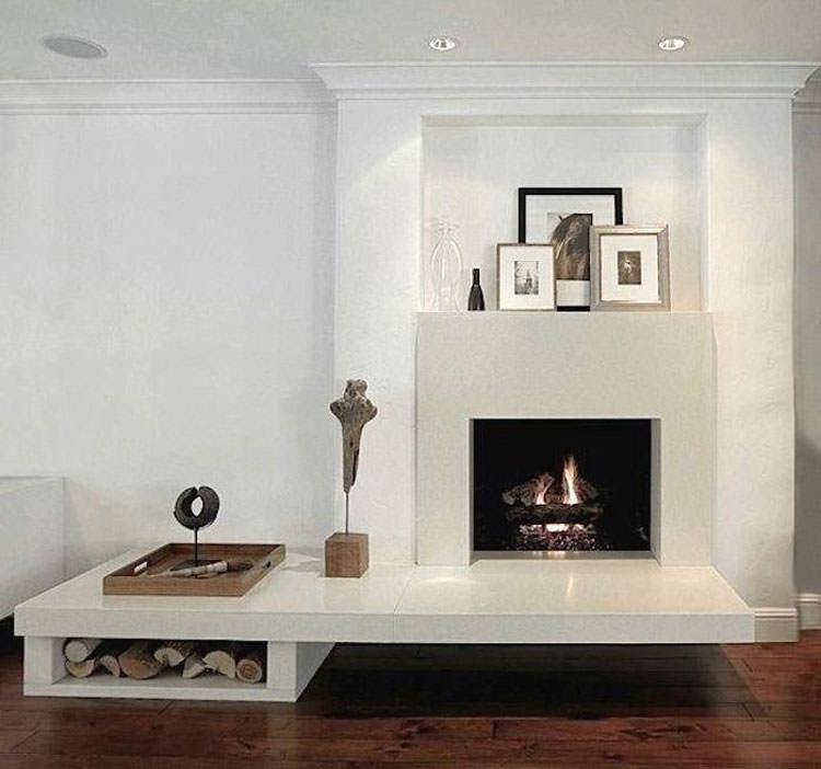 Ideas for indoor log holder n.17