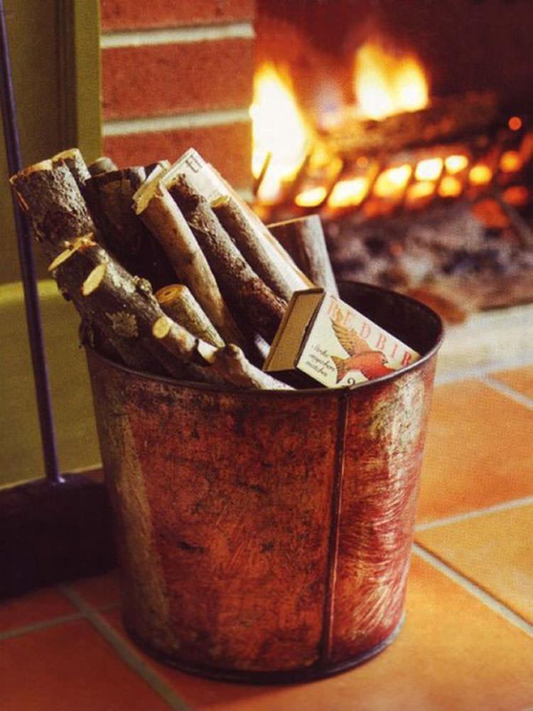 Ideas for indoor log holder n.25