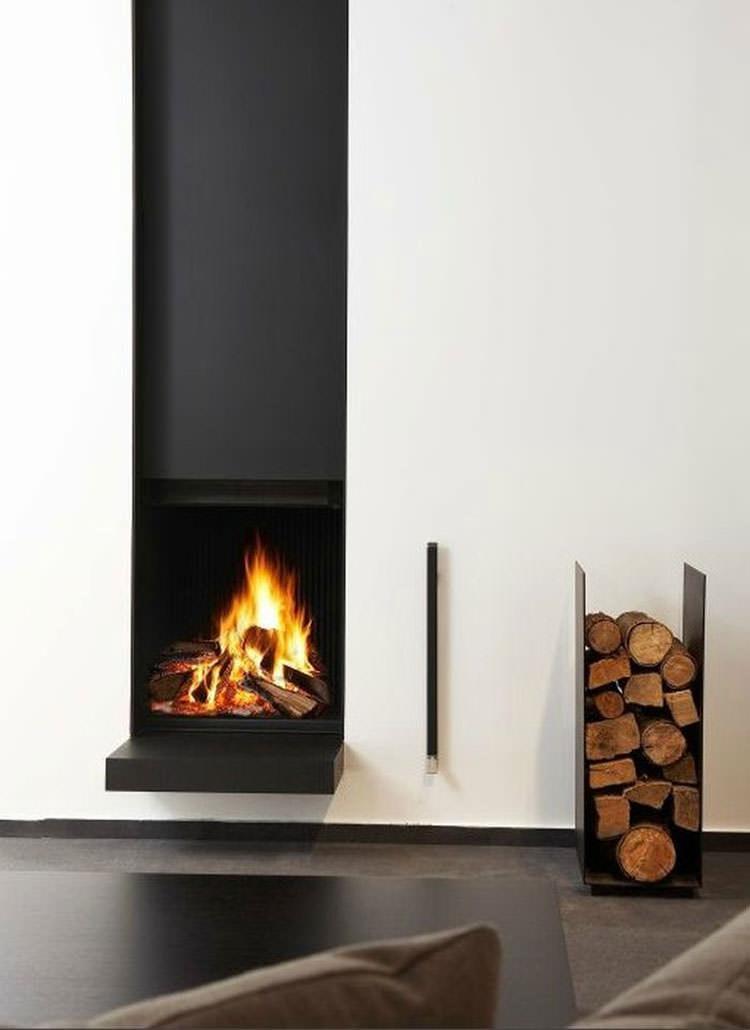 Ideas for indoor log holder n.09