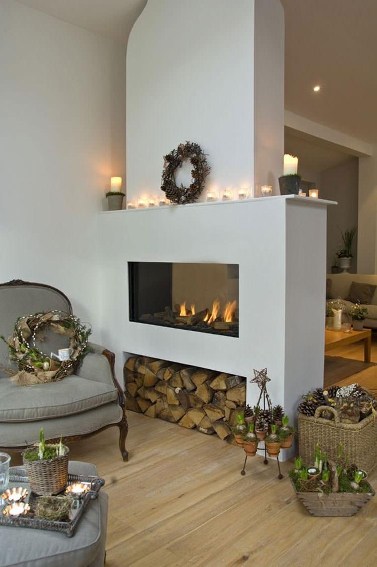 Ideas for indoor log holder n.18