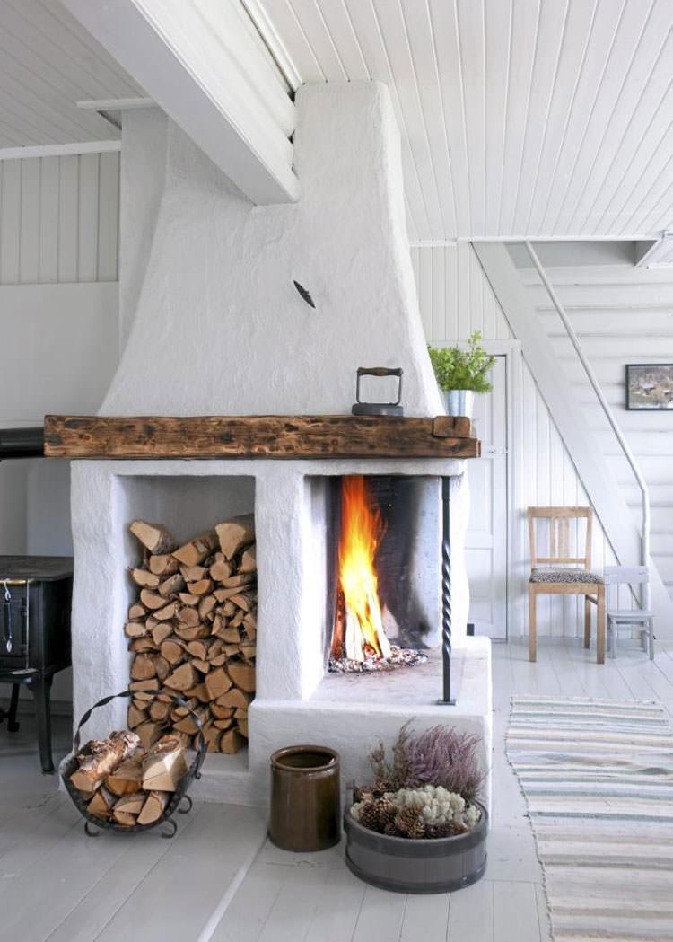 Ideas for indoor log holder n.23