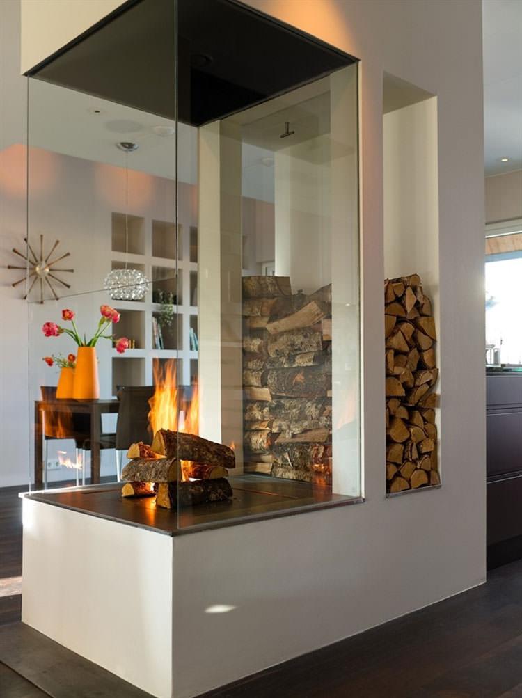 Ideas for indoor log holder n.21