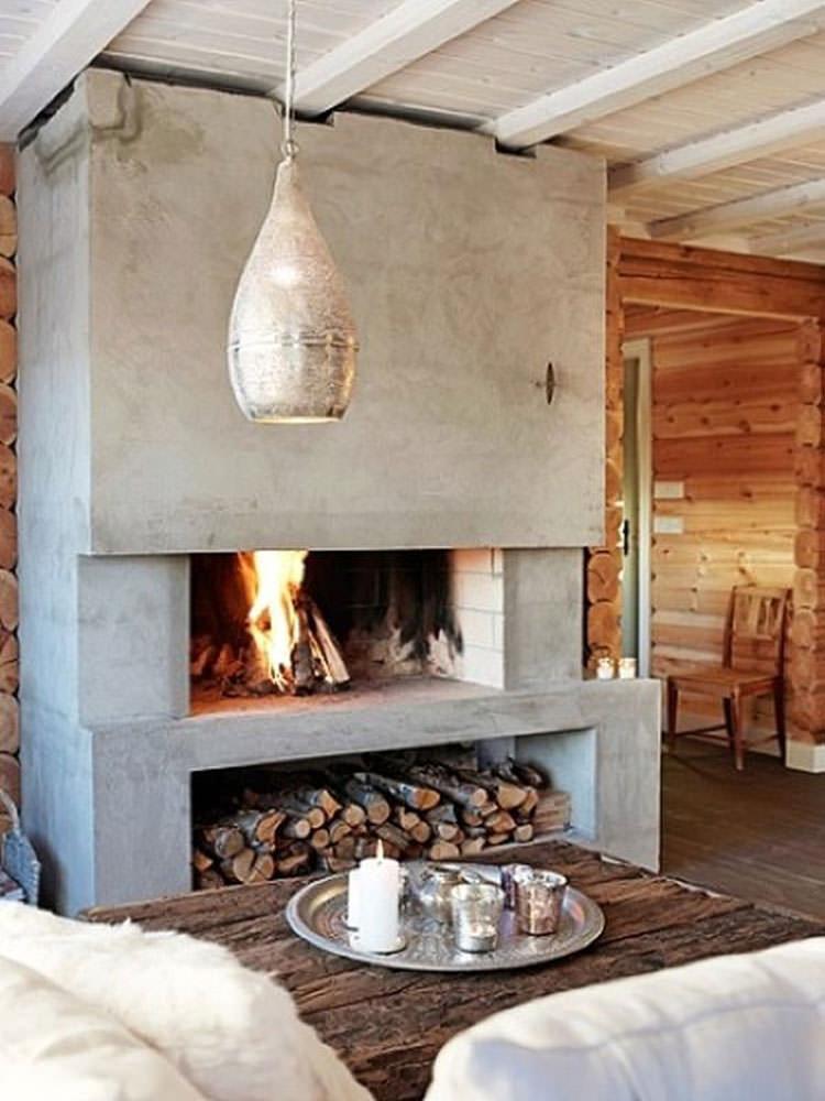 Ideas for indoor log holder n.05