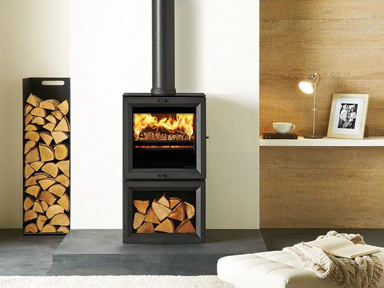Ideas for indoor log holder n.30