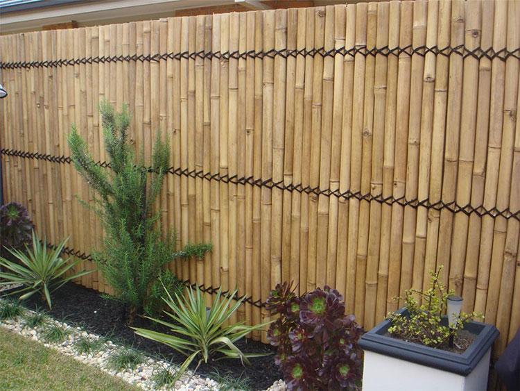 Design Bamboo Fence # 02