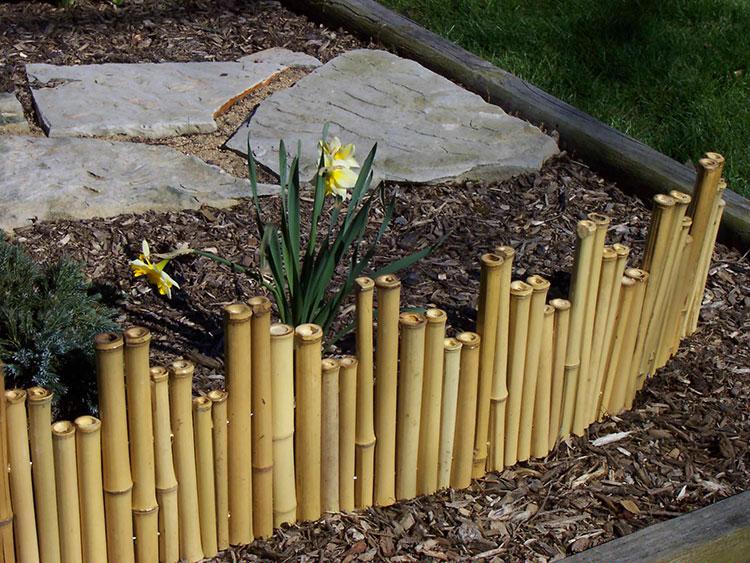 Design bamboo fence # 10