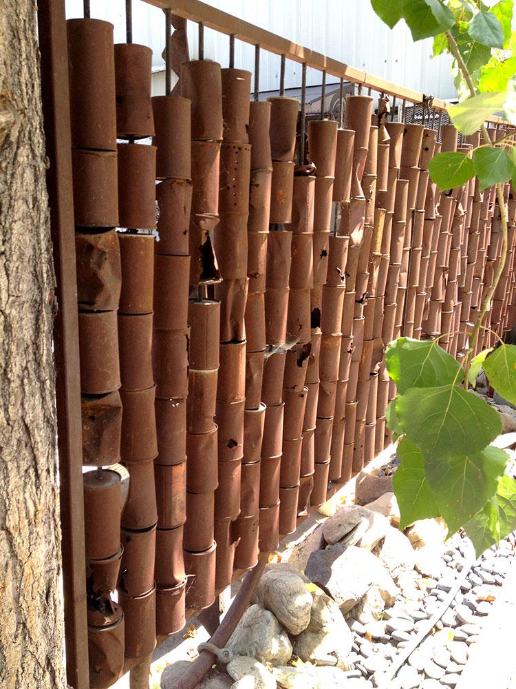 Design Bamboo Fence # 06