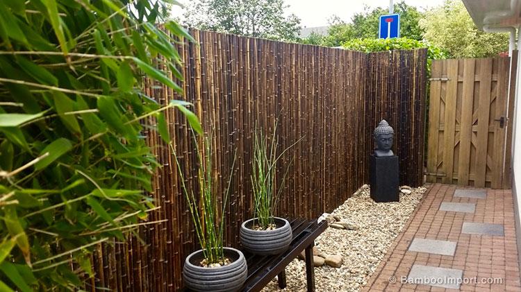 Design Bamboo Fence # 17