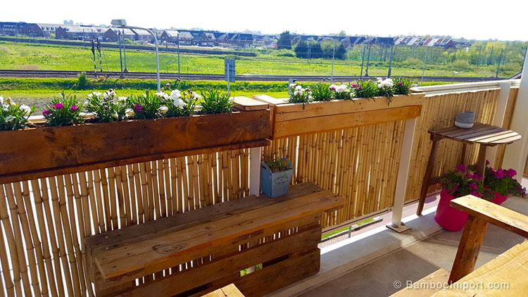 Design Bamboo Fence # 16