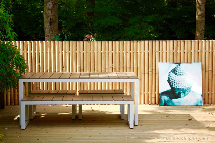 Design Bamboo Fence # 19