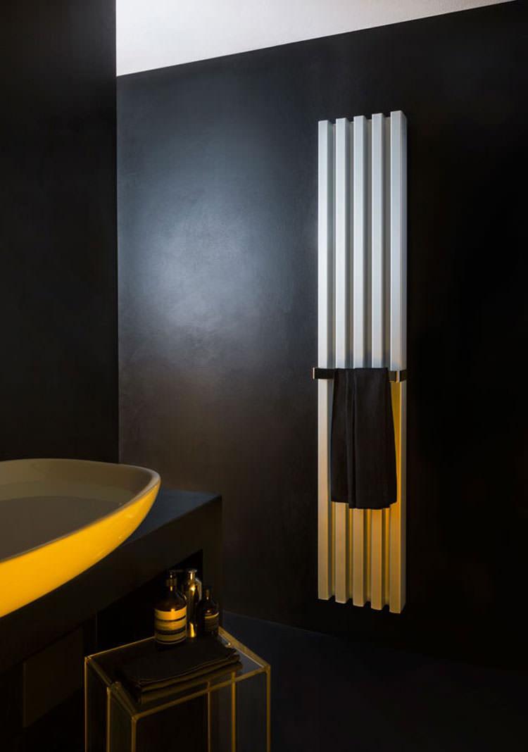 Bathroom radiator with modern design n.20
