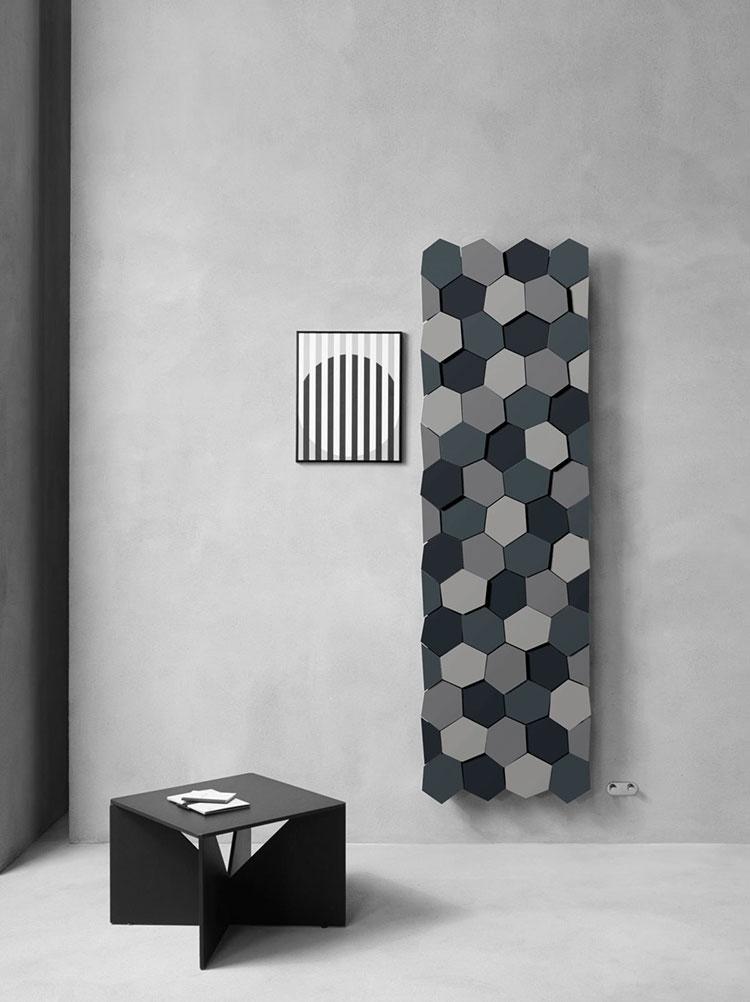 Modern design bathroom radiator n.32