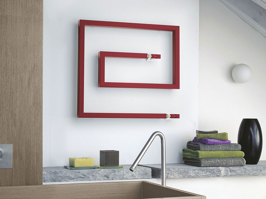 Modern design bathroom radiator n.25