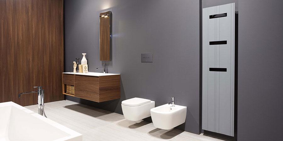 Modern design bathroom radiator n.28