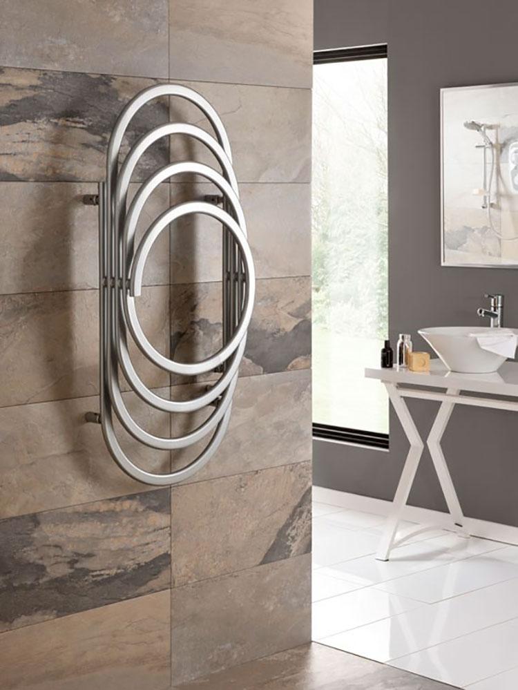 Modern design bathroom radiator n.46