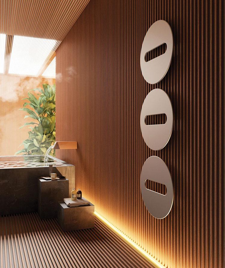 Modern design bathroom radiator n.56