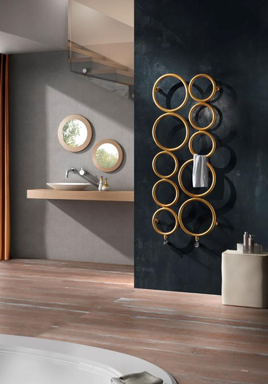 Modern design bathroom radiator n.45