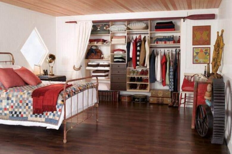 organize-clothes-without-closet (4)