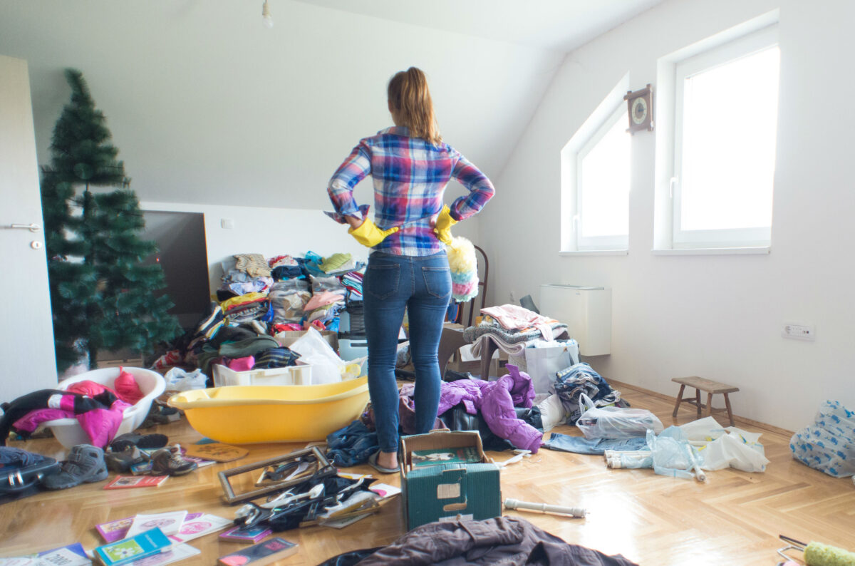 10 steps to organize cleaning when time is short 9