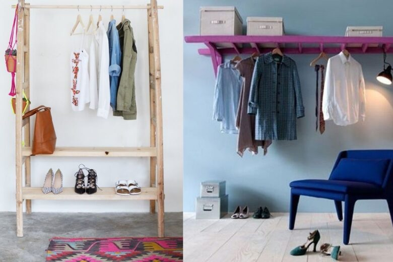 organize-clothes-without-closet (1)