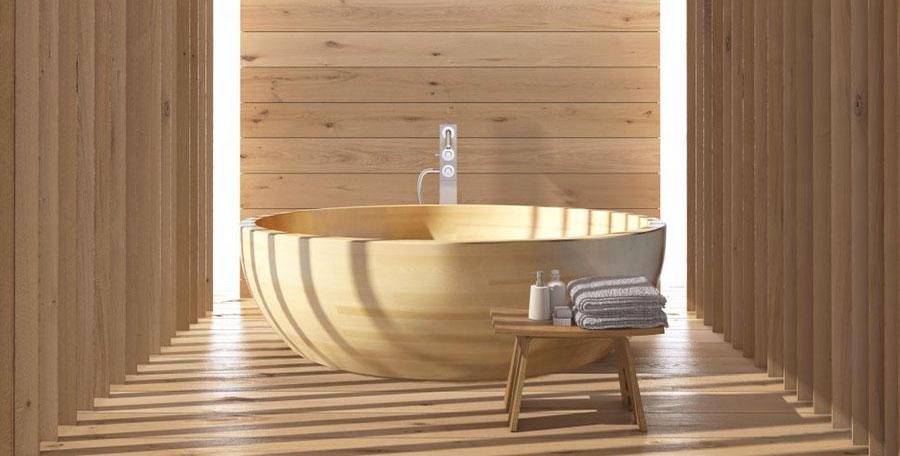 Migliori marche vasche da bagno in legno