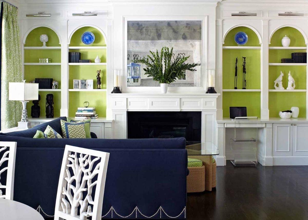 living room-walls-lime-green-15