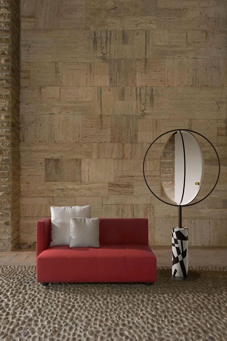 Design Bedroom Mirror Model # 25