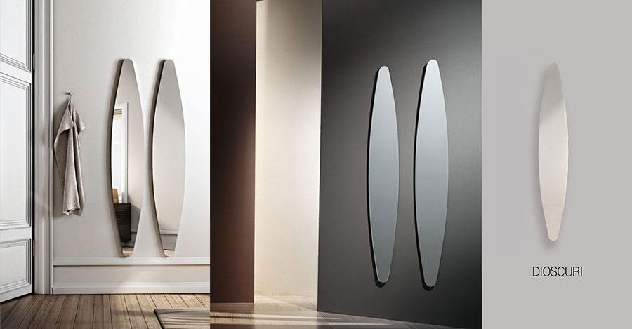 Designer Bedroom Mirror Template # 06