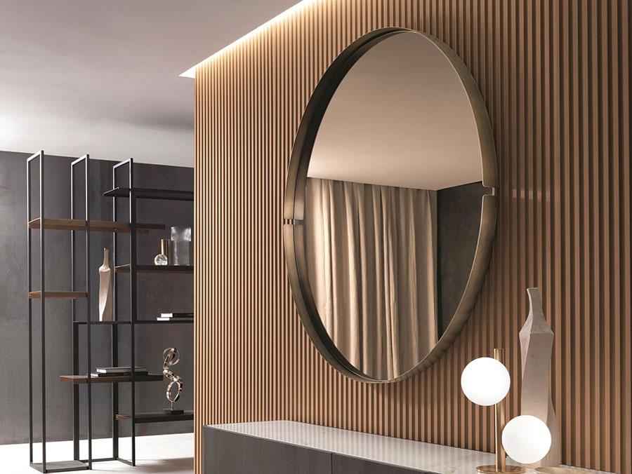 Mirror model for bedroom dresser n.01