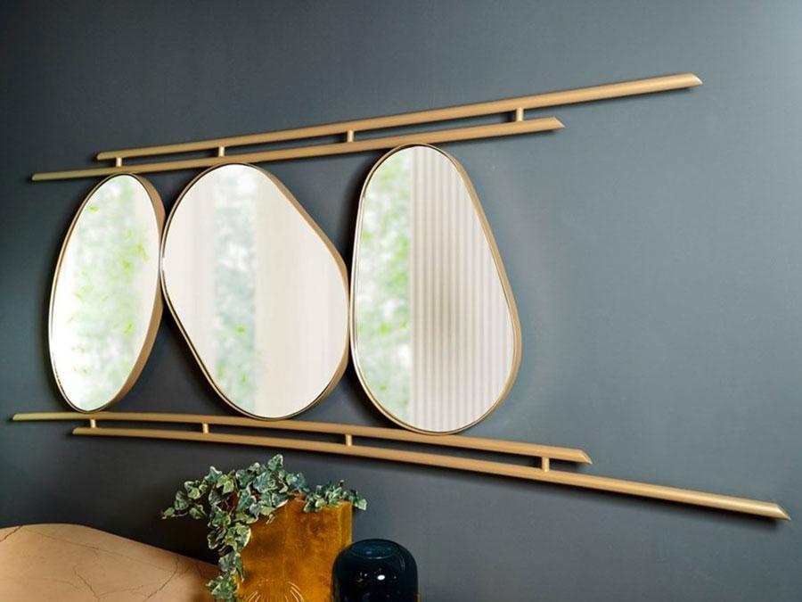 Bedroom Dresser Mirror Model # 08