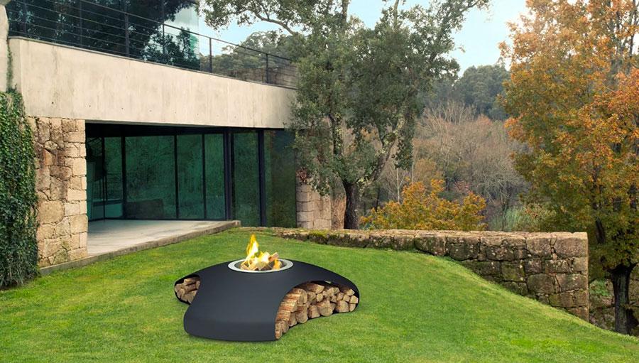 Design garden brazier model n.05