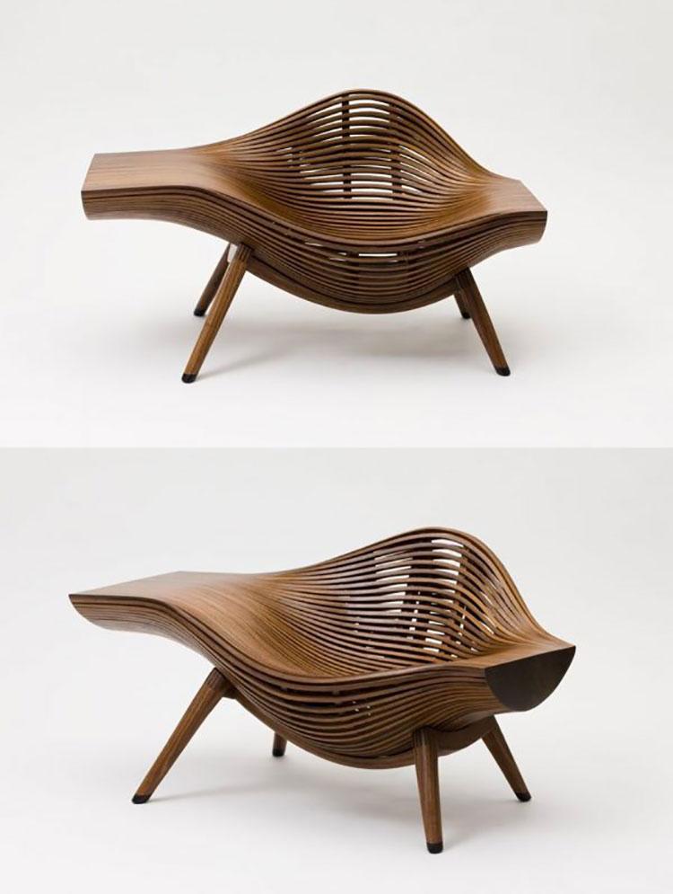 Steam 11 armchair by Bae Se-hwa