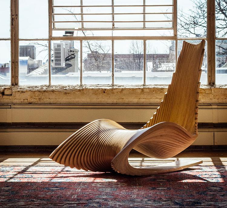 Diwani Chair by AE Superlab