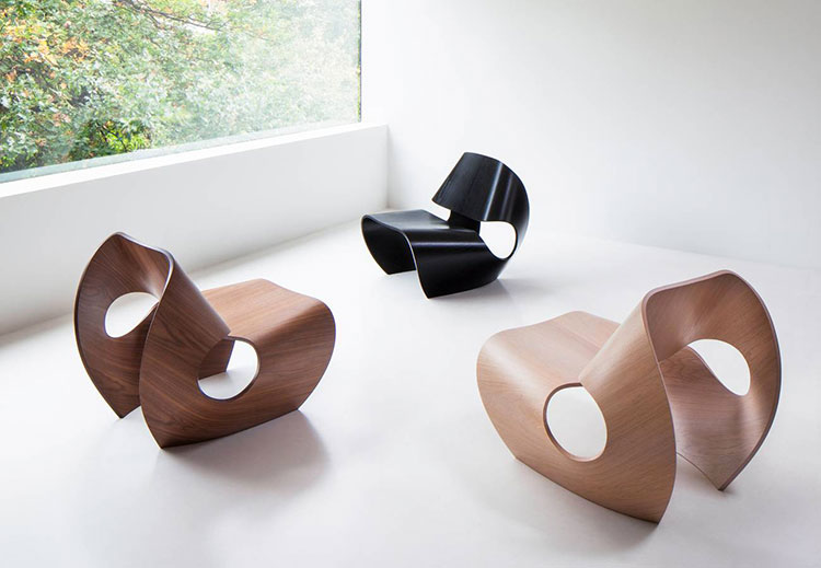 Cowrie Chair by Ratio