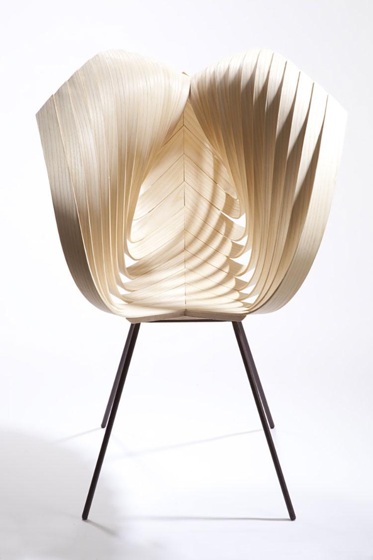 Yumi Chair by Kishimoto
