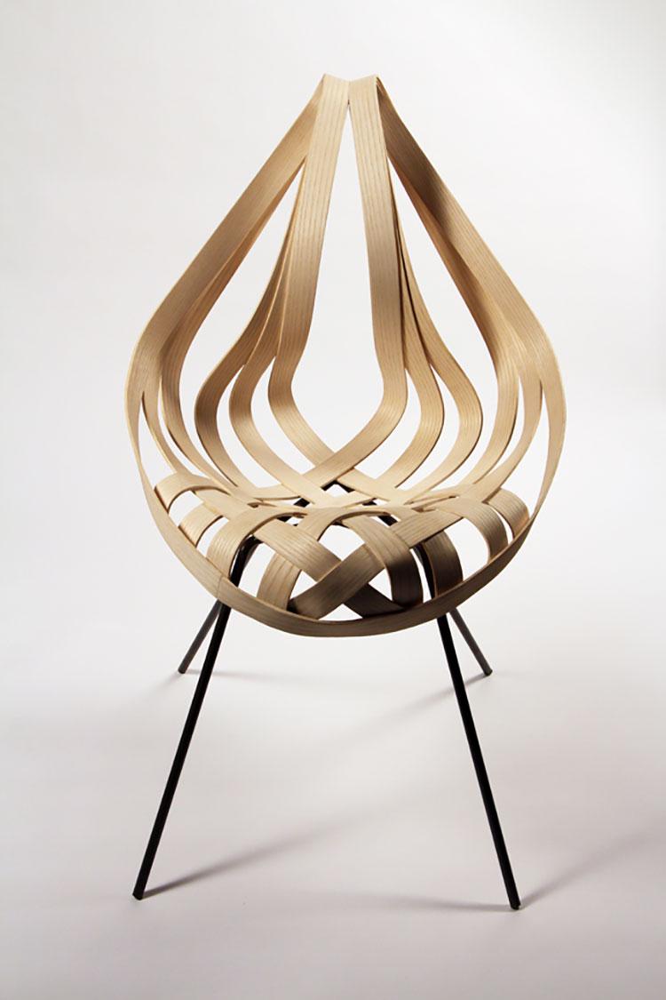 Saji Chair by Kishimoto