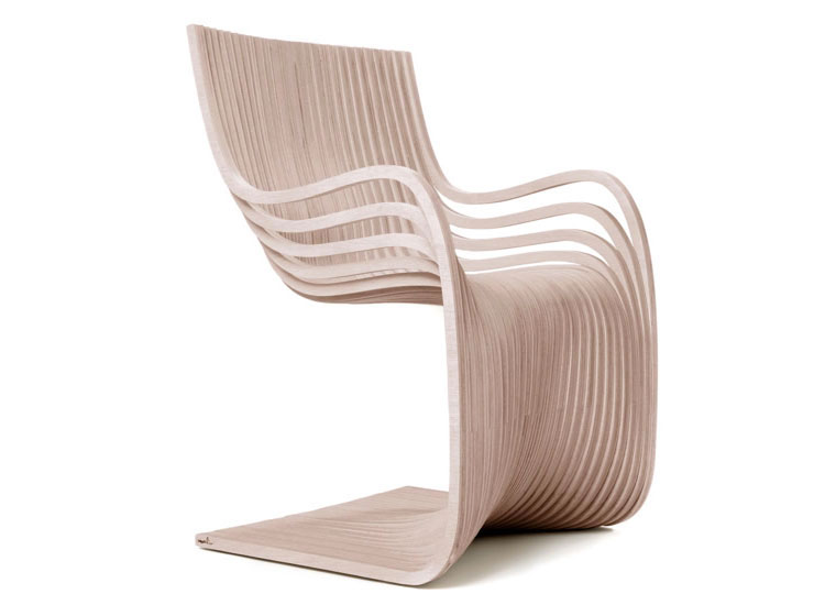 Pipa Chair by Piegatoo