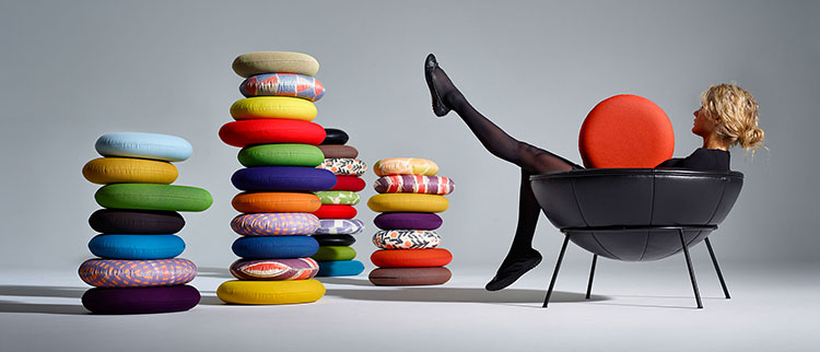 Bowl Chair by Arper