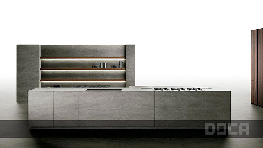 Modern Dream Kitchen Template # 14