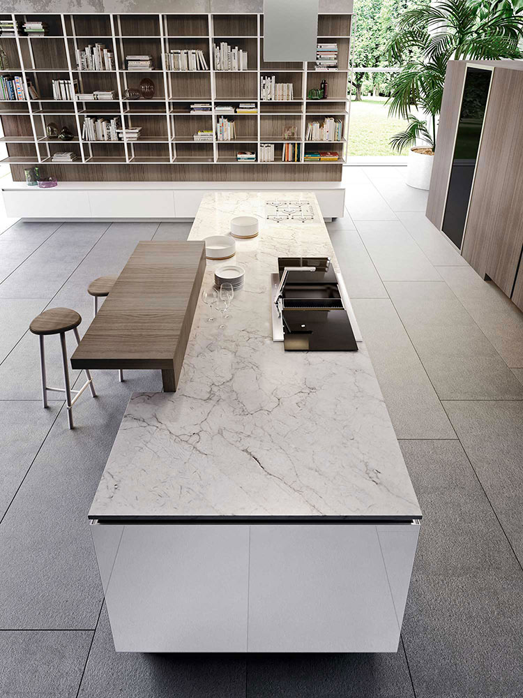 Modern Dream Kitchen Model # 11
