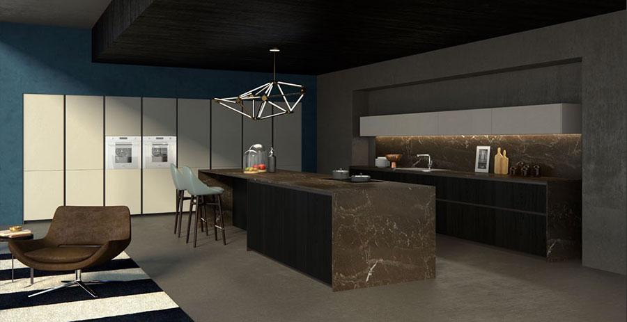 Modern Dream Kitchen Template # 21