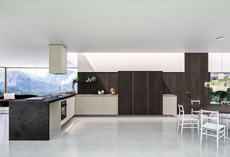 Modern Dream Kitchen Template # 10