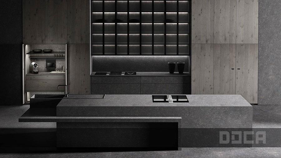 Modern Dream Kitchen Template # 12
