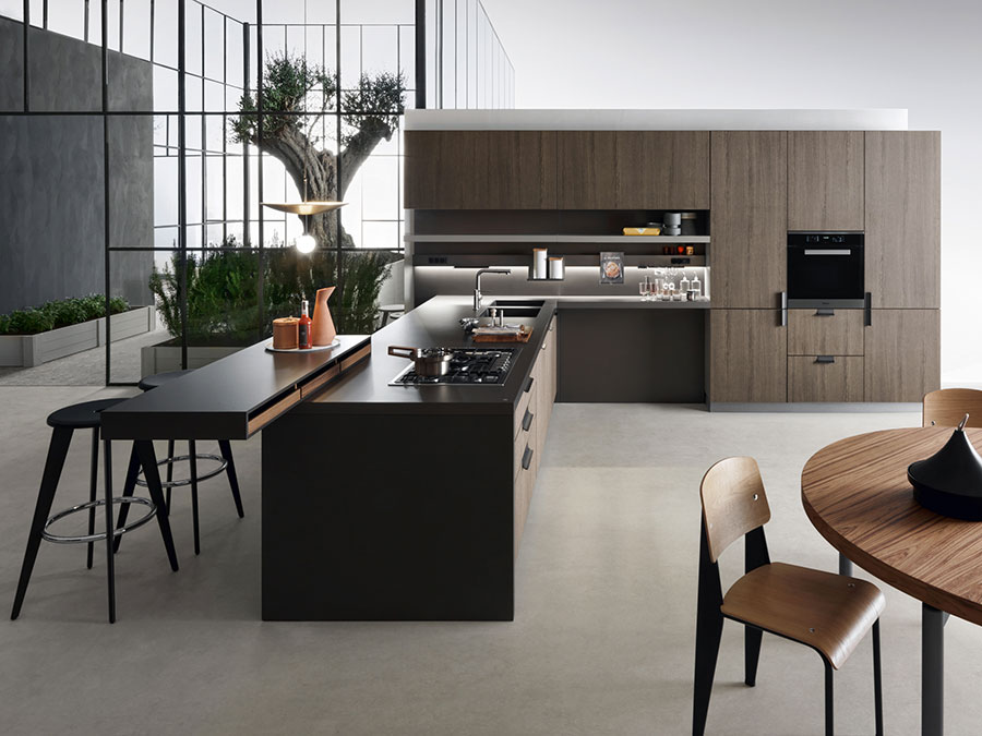 Modern Dream Kitchen Model # 05