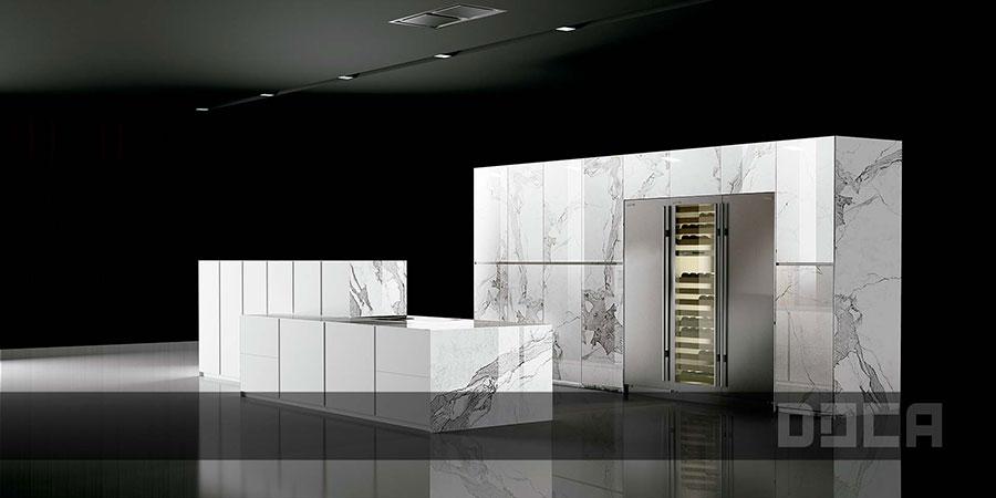 Modern Dream Kitchen Template # 17